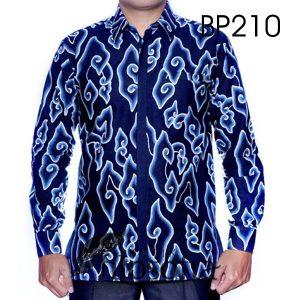 Kemeja Batik Tulis Katun 210