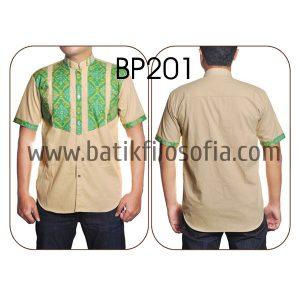 Kemeja Koko Batik 201