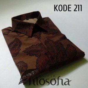 Kemeja Batik Katun 211