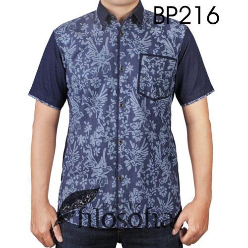 Batik Cap Kombinasi 216