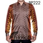 Kemeja Batik Modern 222