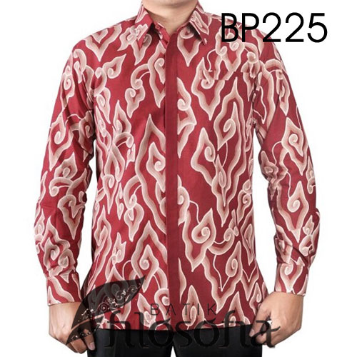 Batik Cirebon Mega Mendung 225