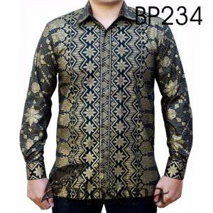 Baju Batik Elegan 234