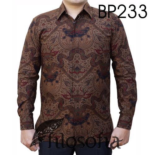 Baju Batik Pejabat 233