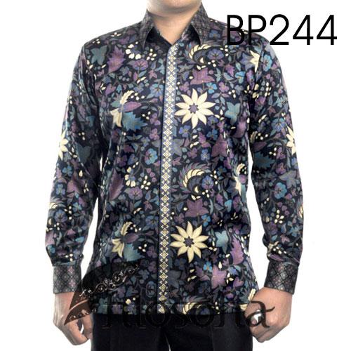 Batik Semi Sutra 244