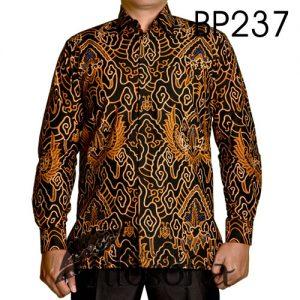 Kemeja Batik Tulis Elegan 237
