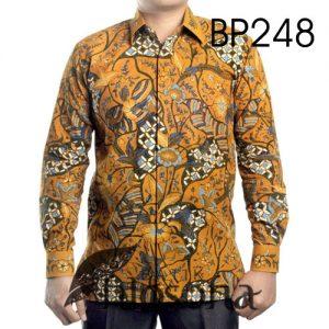 Hem Batik Tulis Elegan 248