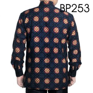 Baju Batik Pria Modern 253