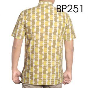 Kemeja Batik Pria Modern 251