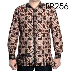 Hem Batik Pria Berkualitas 256