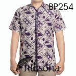 Kemeja Batik Pria Dewasa 254