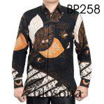 Kemeja Batik Tulis 258