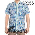Kemeja Pria Corak Batik 255