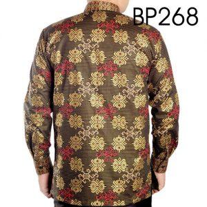 Kemeja Batik Pria Elegan 268