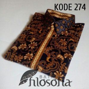 Kemeja Batik Prada 274