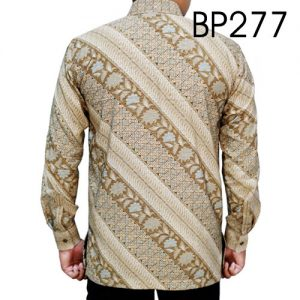 Hem Batik Pria 277