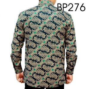 Hem Batik Pria Eksklusif 276
