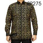 Hem Batik Pria Elegan 275