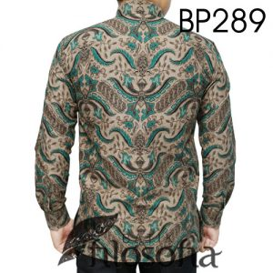 Hem Batik Kerja 289