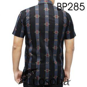 Kemeja Batik Pria Lengan Pendek 285