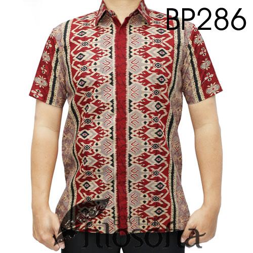 Hem Batik Katun 286