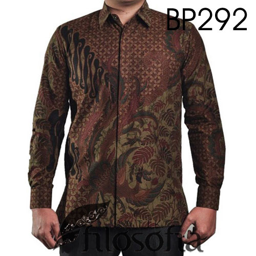 Hem Batik Modern 292