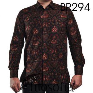 Kemeja Batik Bagus 294
