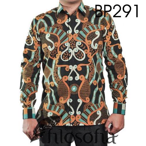 Kemeja Batik Premium 291