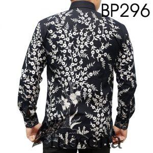Hem Batik Pria Eksklusif 296