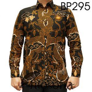 Kemeja Batik Tulis 295