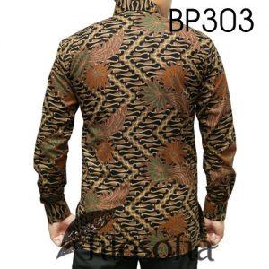 Kemeja Batik Online 303