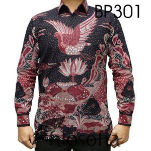 Kemeja Batik Tulis Halus 301