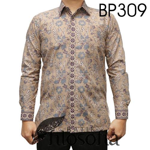 105 Contoh Baju Batik Pria Warna Cream Paling Unik