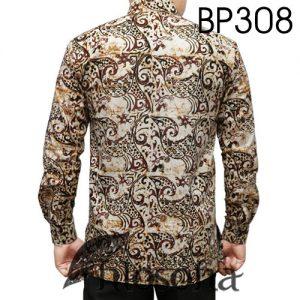 Baju Batik Motif Unik