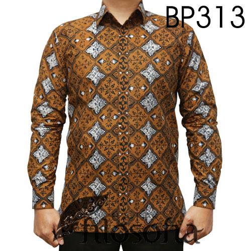 Kemeja Batik Batak