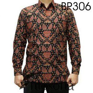 Kemeja Batik Elegan