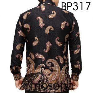 Baju Batik Motif Bunga