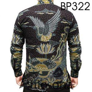 Batik Tulis Motif Burung