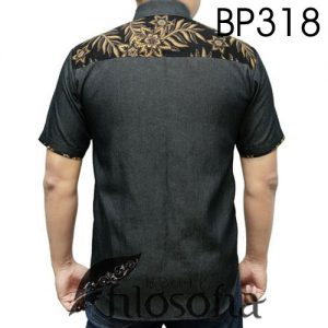 Kemeja Batik Jaman Now