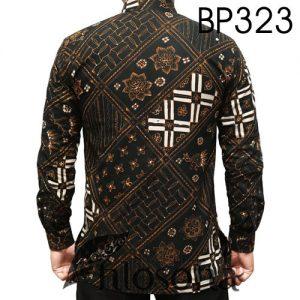 Kemeja Batik Motif Campuran
