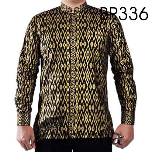 Baju Batik Prada Eksklusif