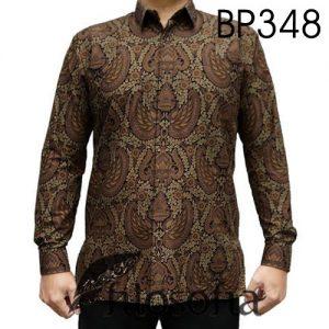 Baju Batik Pria Motif Jawa