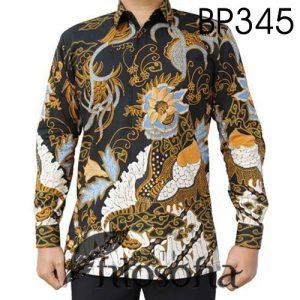 Baju Batik Tulis Elegan