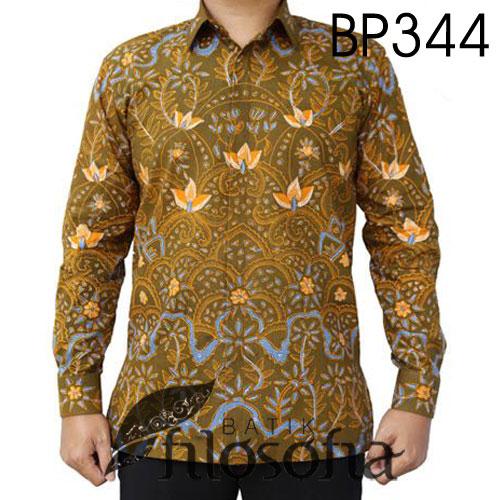 Baju Batik Tulis Indonesia