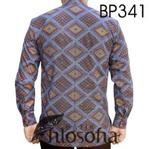 Batik Motif Tenun Bali