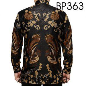Hem Batik Pria Eksklusif