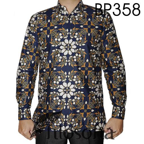 Hem Batik Motif Modern