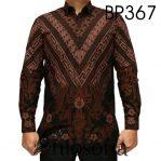 Batik Tulis Pria Elegan