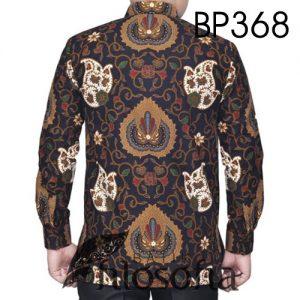 Kemeja Batik Elegan Motif Keren