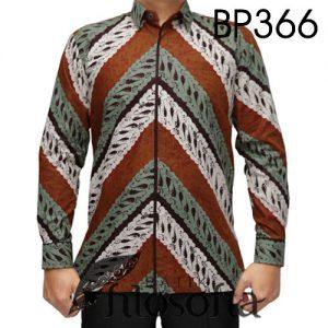 Hem Batik Pria Katun